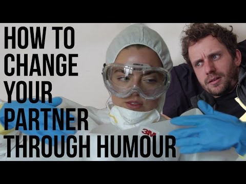 How to Change Your Partner Through Humour