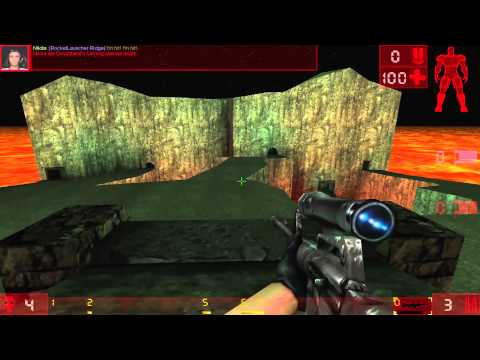 Gameplay de Unreal Tournament 1999 GOTY