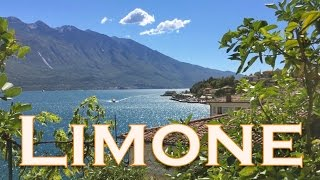 Garda Lake Travel Clip: Limone, Malcesine, Bardolino, Peschiera, Lazise