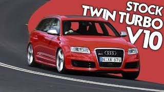7 Greatest Audi Engines Ever