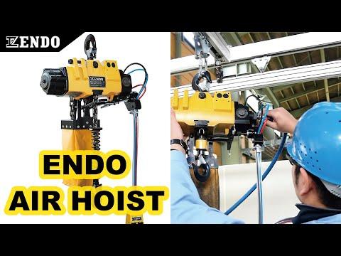 EHL-TS Series Chain Air Hoist / Pneumatic Hoist