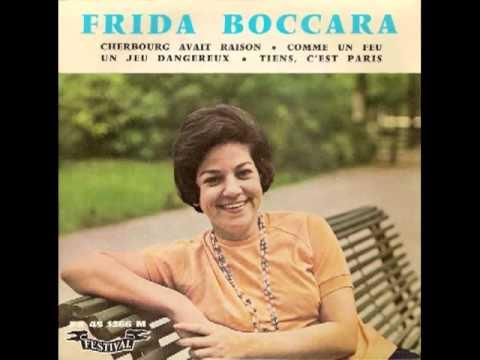 Frida BOCCARA - Cherbourg avait raison (1961)