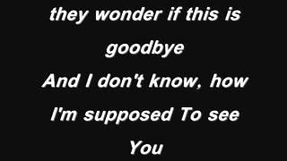 see you josh Wilson with lyrics