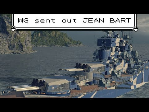 "First Look // Jean Bart / ""The indomitable Gaul"""