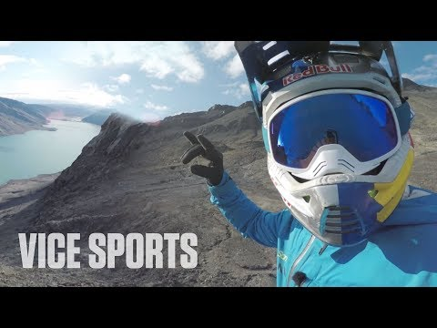 [VICE SPORTS]  Riding (and Crashing) Mountain Bikes in the Arctic: POV