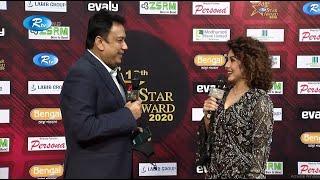 আরটিভিকে নিয়ে যা বললেন জাহিদ হাসান   Rtv Star Award   Zahid Hasan   Bangladeshi Award Show