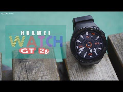 External Review Video OGGWRLJ5BFs for Huawei Watch GT 2e
