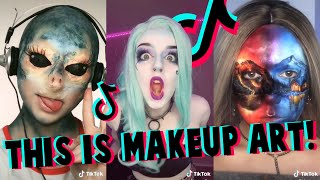 Wonderful Makeup Art From TikTok