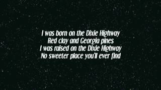 Alan Jackson - Dixie Highway (ft. Zac Brown) (Lyrics)