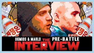 Marlo & Ogmios Pre-battle Interview   Don