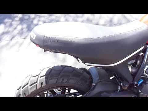 2017 Ducati Scrambler Icon in Chula Vista, California - Video 1