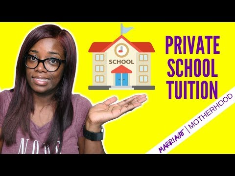 , title : 'The key to affording PRIVATE SCHOOL TUITION | Debt Free Friday