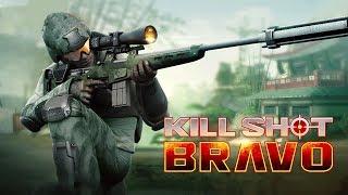 KILL SHOT BRAVO : ИГРА НА АНДРОИД : ОБЗОР