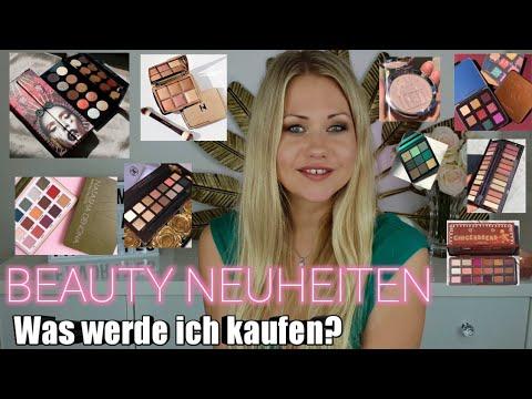 MAKE UP NEUHEITEN 💌 | 10 TRENDPRODUKTE | WAS WERDE ICH KAUFEN? Beauty News September 2018
