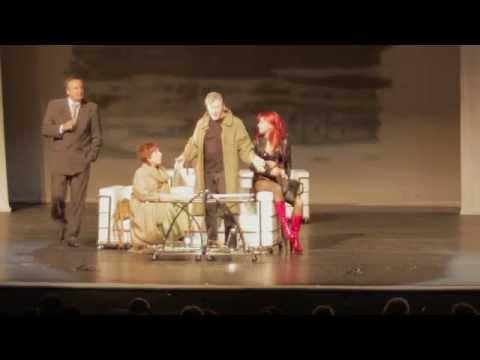 Спектакль театра Ленком «Tout payé, или Всё оплачено»