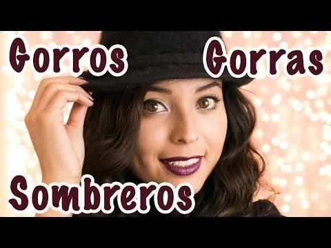 GORROS, GORRAS Y SOMBREROS PARA INVIERNO Fabcuore