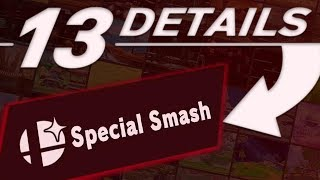 13 Details You Might Have Missed | Smash Bros. Direct (8.8.2018)