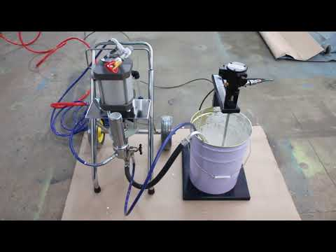 Air Operated Container Stirrer