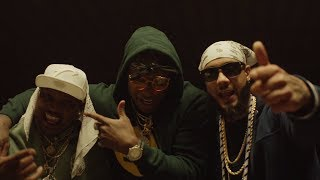 Stevie Stone & JL - Groomed By The Block (Feat. PHresher) - OFFICIAL MUSIC VIDEO