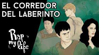 El RAP De El CORREDOR DEL LABERINTO (MAZE RUNNER) - Draw My Life