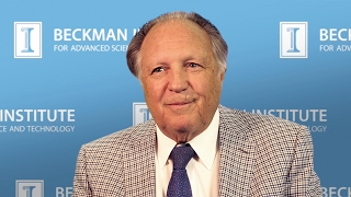 Thumbnail of Oral Histories: Arnold Beckman, Ted Brown, and the Beckman Institute (Wescombe) video