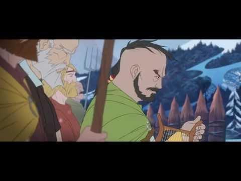 The Banner Saga 2 Announcement Trailer thumbnail