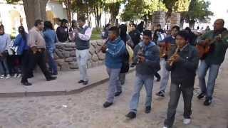 preview picture of video 'Celebración del pesebre en Humahuaca 2° parte'