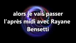 Keen'v feat Rayane Bensetti  ~ J'ai piscine {paroles}