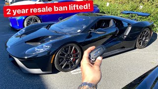 BUYING A NEW FORD GT?! *NO APPLICATION REQUIRED*