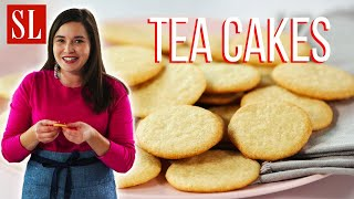 The BEST Southern Tea Cakes Youll Ever Have | Easy Tea Cake Recipe | Southern Living