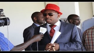 Governor Mike Sonko offers to educate Hon. Ken Okoth's 'son' (not officially recognised)