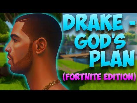 Drake - God's Plan (Fortnite Parody)
