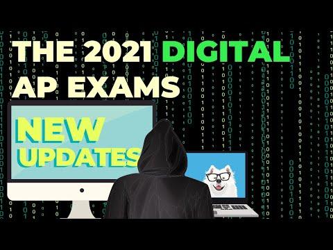 AP Exam Hacks: The 2021 Digital AP Exams - YouTube
