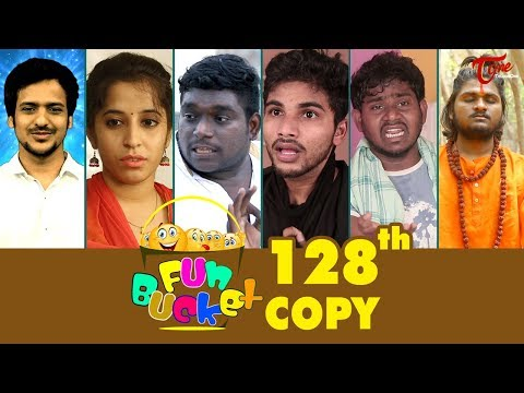 Fun Bucket | Telugu Comedy Web Series | Episode 128