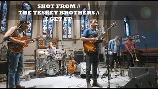 SHOT FROM  THE TESKEY BROTHERS  I GET UP  LIVE FROM ST JOHNS CHURCH, KINGSTON