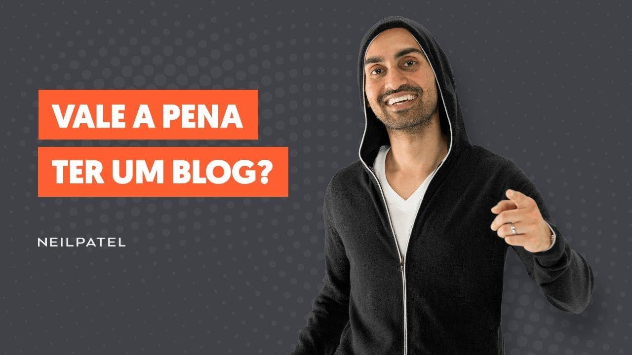 Ainda Vale a Pena Ter Um Blog?
