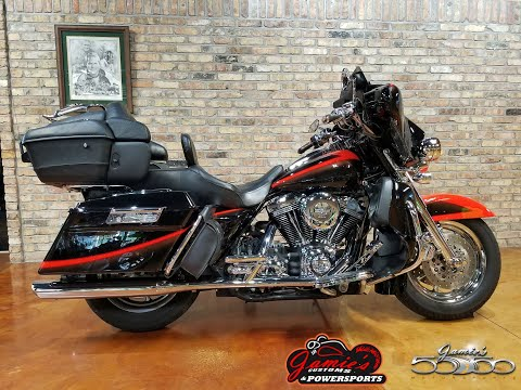 2007 Harley-Davidson CVO™ Screamin' Eagle® Ultra Classic® Electra Glide® in Big Bend, Wisconsin - Video 1