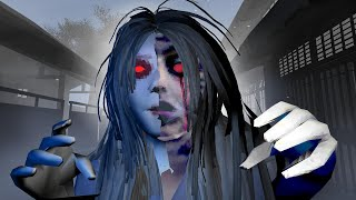 Yuki Onna 雪女 | Snow Woman Survival Horror in Japanese PS1 Style Game with Lights On & 1080p Full HD