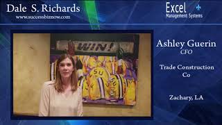 Dale Richards helped Ashley gain methods to increase Revenue, Profits and Value 2X-3X