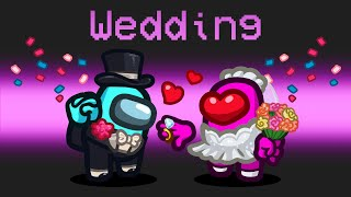 WEDDING Mod in Among Us