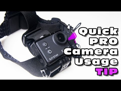 Quick tip on (action) camera usage :)