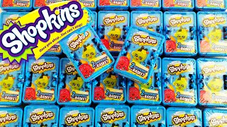 30 Shopkins Full Case Unboxing 60 Total Shopkins with Ultra Rare