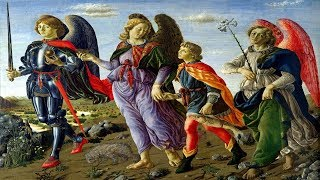 St. Raphael The Archangel HD