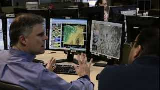 Inside the Albuquerque National Weather Service