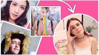 ฝรั่งรีแอคต่อ YouTuberคนไทย !!  (ฝรั่งด่าคนไทย 55)
