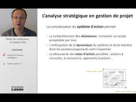 Vidéo conclusion et références