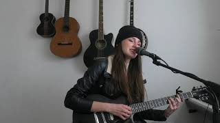 Gambar cover Ready To Let Go - Cage The Elephant (Cover)