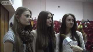 Кастинг на конкурс «Могилёвская красавица-2014»