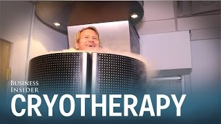 We Tried Cryotherapy — The Super-cold Treatment LeBron James Swears By