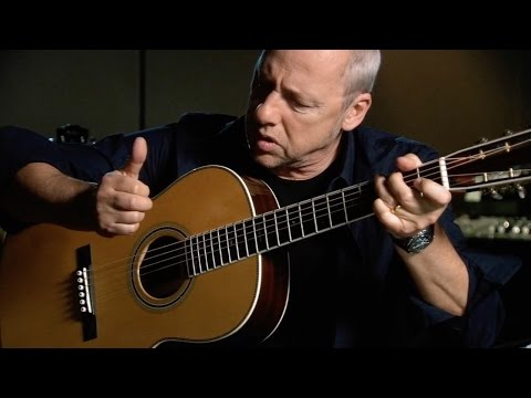 Mark Knopfler (Dire Straits) on Guitars